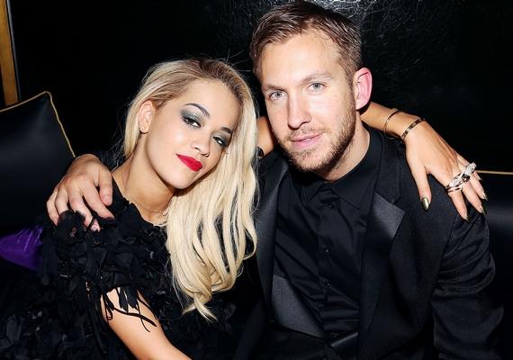 Calvin Harris exbarátnője, a szintén énekesnő Rita Ora állítólag azt nyilatkozta: örül, hogy a férfi végre már nem az ő gondja.