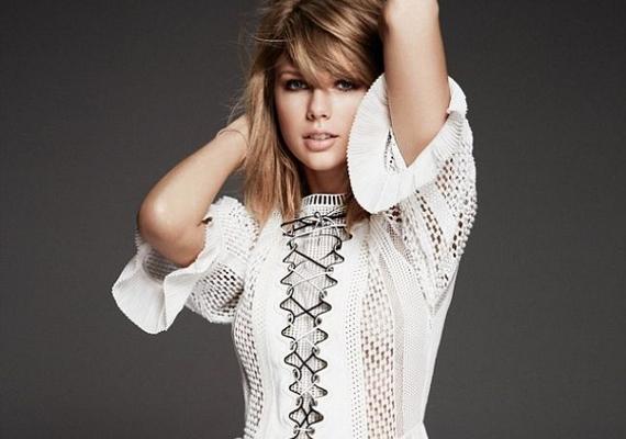Taylor fotói egyáltalán nem lettek kihívóak, de ez nem is menne az imázsához - ízlésesen mutatják meg az énekesnő bájos szépségét.