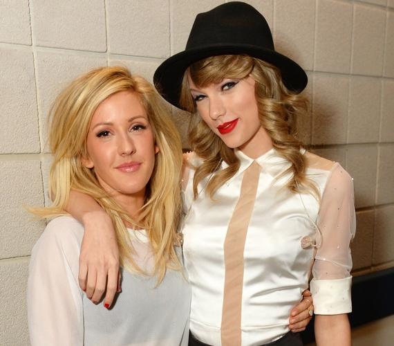 Az énekesnőnek még sok híres barátja van, mint például Ellie Goulding - a többiekért kattints ide!