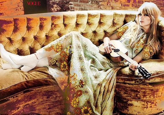 Taylor Swiftnek lesz mit bakancsra és farmernadrágra költenie.