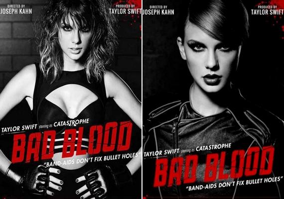 Taylor Swift a producere készülő klipjének, amelynek május 17-én lesz a premierje. A 25 éves énekesnő teljesen új külsővel és sokat sejtető ruhában is szerepel majd a videóban a képek tanúsága szerint.
