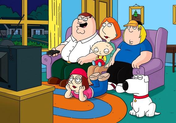 Az animációs sorozat kategóriában jelölték többek közt a Family Guyt is.