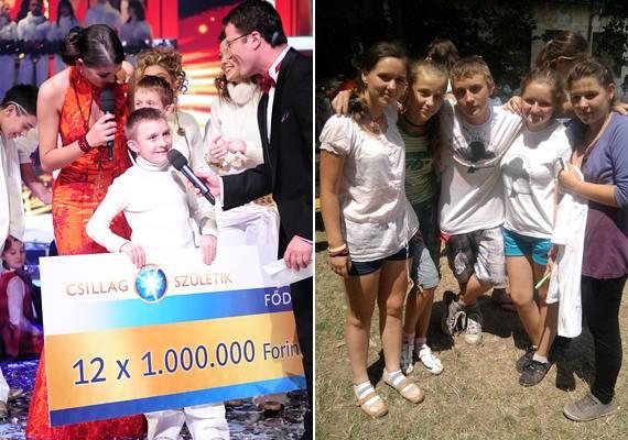 Utasi Árpi, a kis mesemondó 2007-ben nyerte meg a Csillag Születik tehetségkutatót. Azóta csak annyit lehetett hallani róla, hogy a nyeremény ellenére továbbra is nagy szegénységben él családjával.