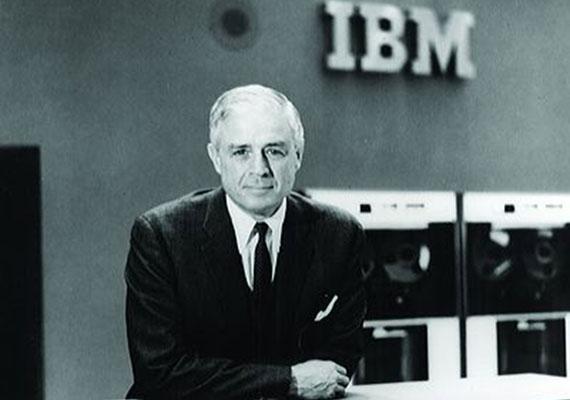 - Azt hiszem, a világon körülbelül öt számítógépre lehet piac - mondta Thomas Watson, az IBM elnöke 1943-ban. Ma némelyik háztartásban is van ennyi.