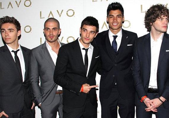 A The Wanted együttes fellépett a Billboard Awardson...