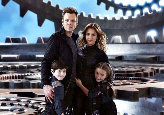 4 725-en látták egy hét alatt a Kémkölykök 4D-t Jessica Albával a főszerepben.