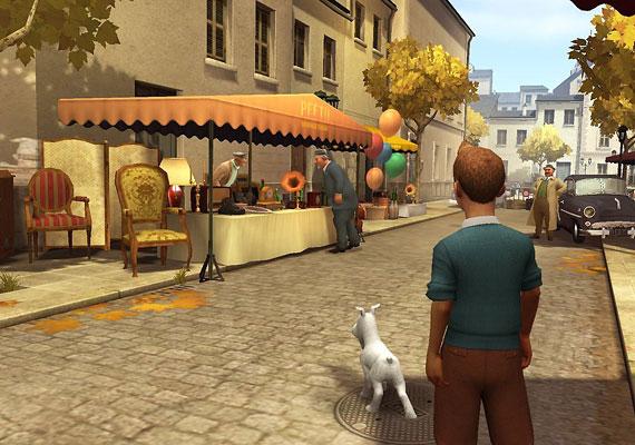 Tintin kalandjai a heti toplista 5. helyén végzett 9486 nézővel.
