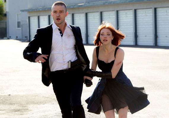 Justin Timberlake legújabb filmje, a Lopott idő még éppen dobogós: 22 397-en látták novemben 16-ig.