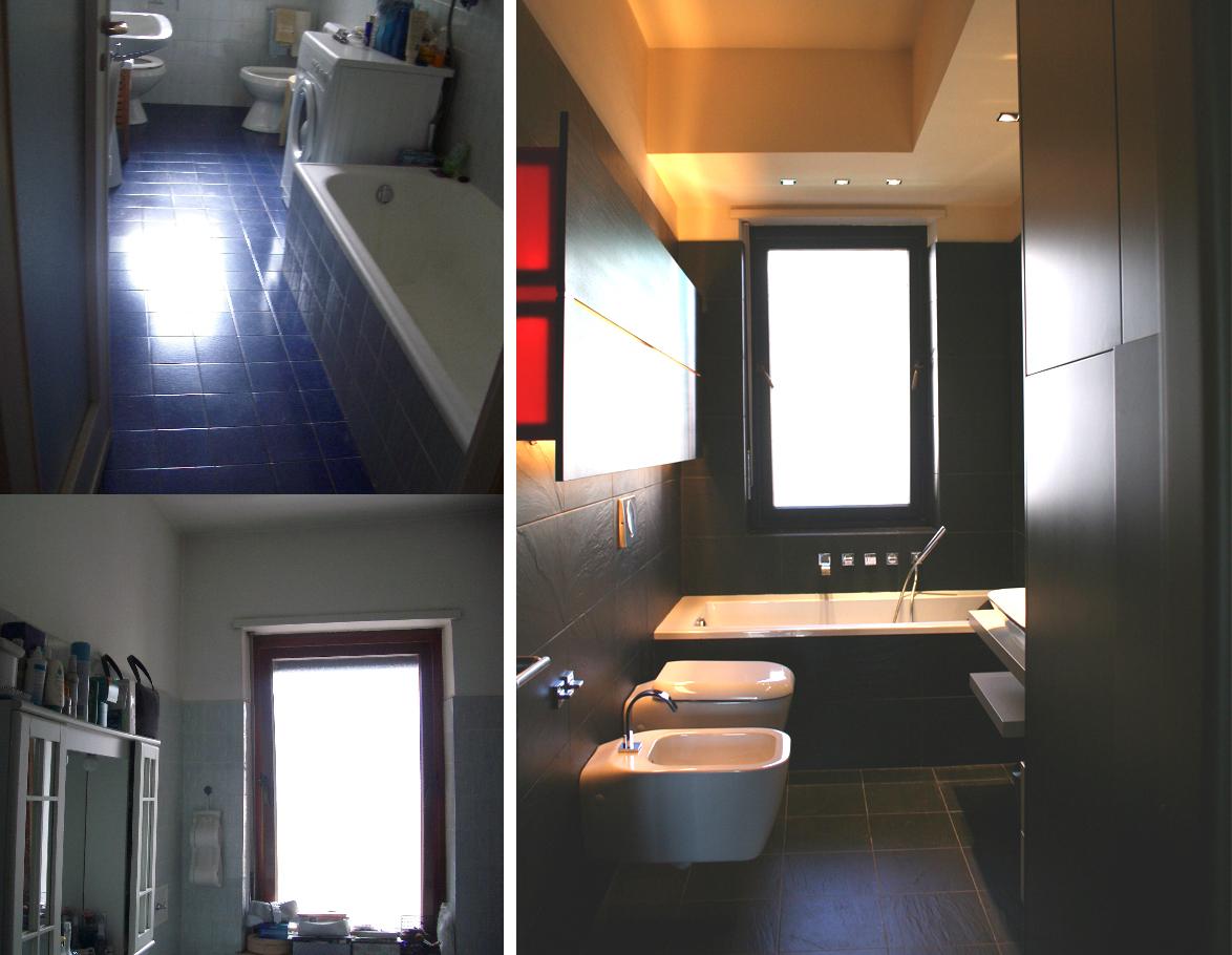 Fürdőszoba Torinóban