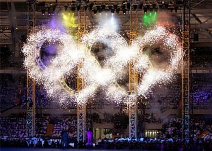 Olimpiai játékok fényei