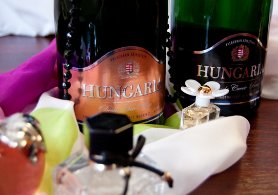 A pezsgő életérzés, akárcsak egy elbűvölő illatú parfüm.