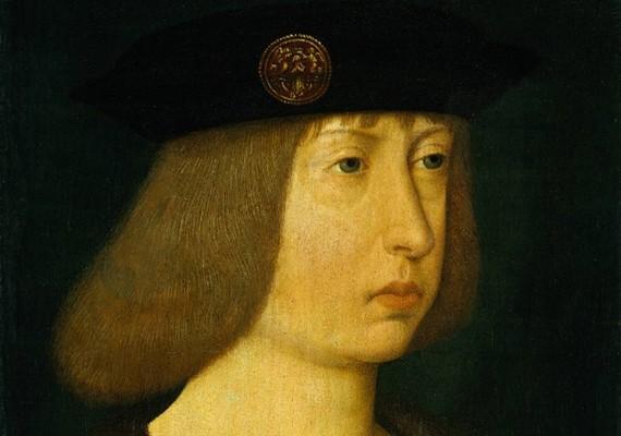 Szép Fülöp kasztíliai király, Őrült Johanna férje is törődött a külsejével. Korának egyik legjóképűbb alakja volt, innen is kapta uralkodói melléknevét. Kihasználta adottságait, igazi szívtipró volt.