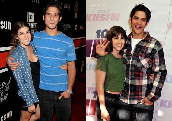 A 21 éves színész és jegyese, Seana már a gimnázium óta együtt járnak.