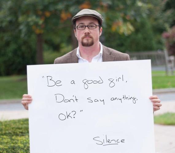 Legyél jó kislány. Ne mondj semmi, jó?