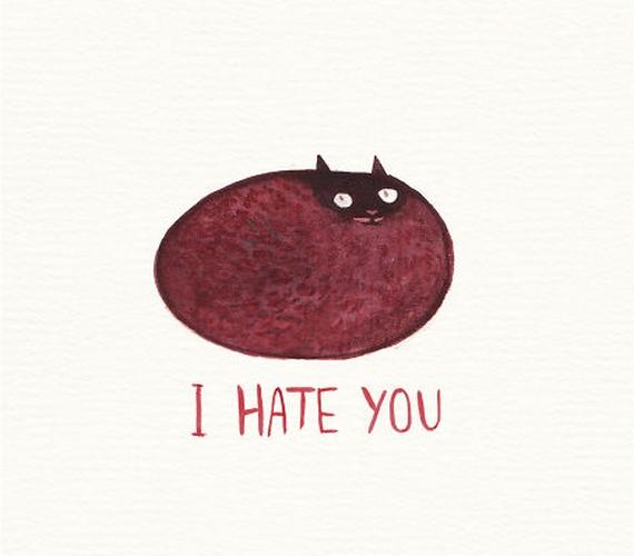 """""""Utállak."""""""