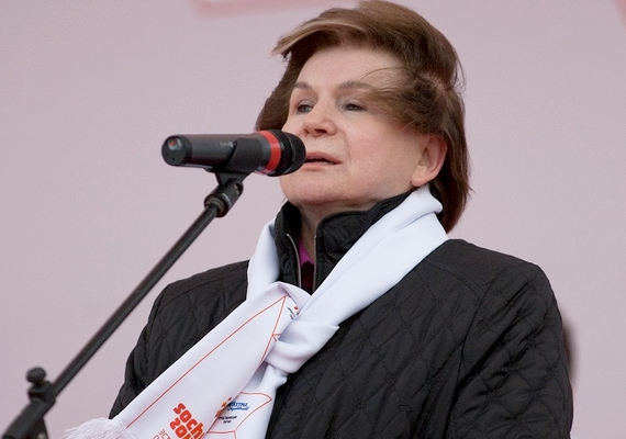 Februárban aktívan részt vett a szocsi téli olimpiai játékok megnyitó ünnepségén.