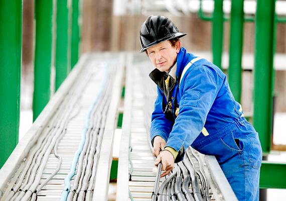 Az építőipari munkások közül mindenki kockázatos tevékenységet végez, különösen a tetőfedők.