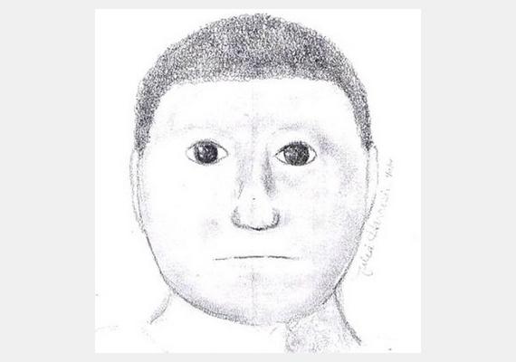 A texasi rendőrség hozta nyilvánosságra egy rabló fantomképét, aki valószínűleg egy mesefigura.