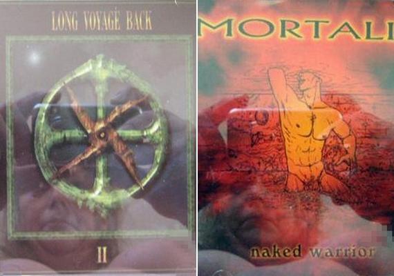Ilyen az, amikor az ember két CD-t akar eladni, és kétszer esik ugyanabba a hibába.