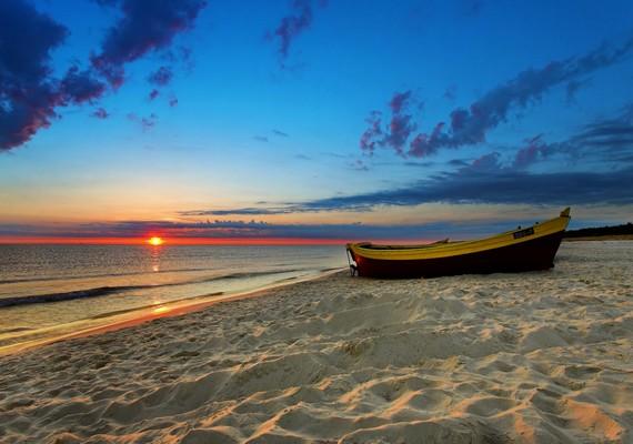 A legnyugalmasabb part. Kattints ide a nagyobb felbontású képért! »