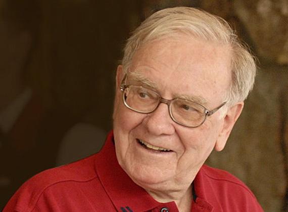 A Berkshire Hathaway elnök-vezérigazgatójának, Warren Buffettnek a vagyona 60,4 milliárd dollár. A cég tevékenységéhez hozzátartoznak különböző vállalkozások, biztosítás, feldolgozóipar, energia és egyéb szolgáltatások. 2012-ben prosztatarákot diagnosztizáltak nála, de úgy nyilatkozott, hogy jól érzi magát.