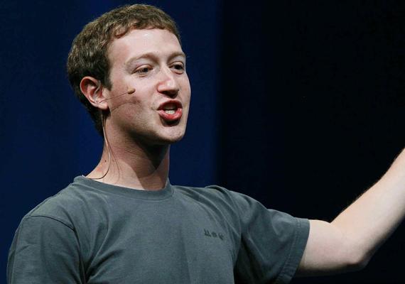 A Facebook-alapító, 29 éves Mark Zuckerberg a kora alapján a legfiatalabbak listájának első helyén áll. A százas listán a 24. helyen végzett, megelőzve például a volt amerikai elnököt, Bill Clintont, aki a 43. helyet tudhatja magáénak.