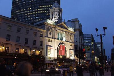 A Victoria Palace Színházban a Billy Elliot musicaljét játsszák