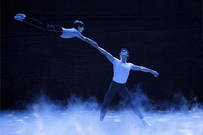 Részlet a Billy Elliot musicalből