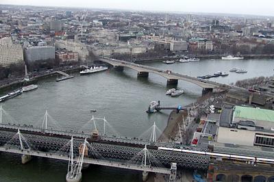 Fentről egyszerre láthatod London nevezetességeit