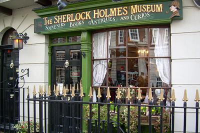 A Sherlock Holmes Múzeum