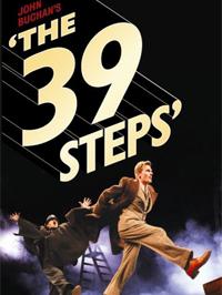 The 39 Steps - egy zseniális Hitchcock feldolgozás, nálunk a Madách Színház műsorán