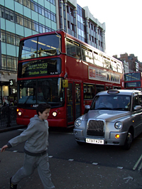 Londoni forgatag