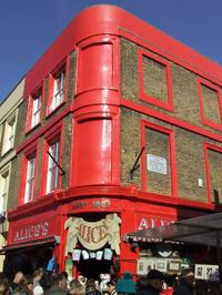 A mozi Notting Hillben játszódik
