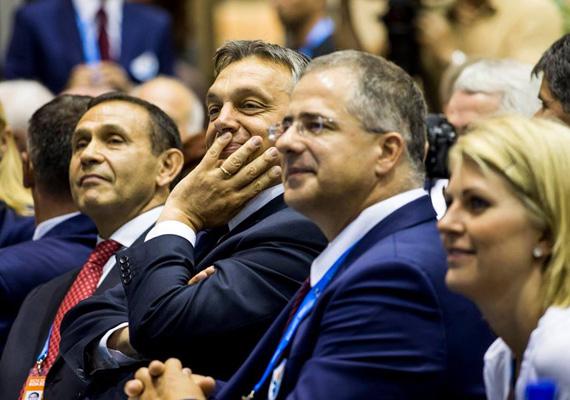A kormányfő, Orbán Viktor elmondta, hogy ez az eddigi legnagyobb sportrendezvény Magyarországon, ami óriási kihívást jelent.
