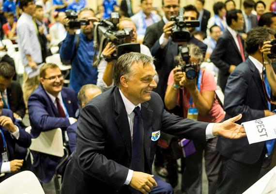 A sportesemény megrendezésére csak olyan országoknak volt esélyük, amelyek biztosan állnak a lábukon. A lehetőség elnyerése bizonyítja a magyarok számára, hogy jó irányba halad az ország.