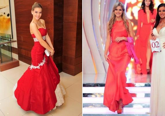 2012-ben a szóvivők bálján és a Miss Intercontinental szépségversenyen is gyönyörű volt.