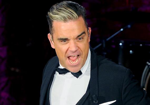 Robbie Williamsről már kellemetlenebb dolgokat állítottak: szintén 2006-ban szerepelt a róla szóló szócikkben, hogy az énekes némi keresetkiegészítésként hörcsögöket fogyaszt el pénzért egy Stoke nevű bárban és környékén.