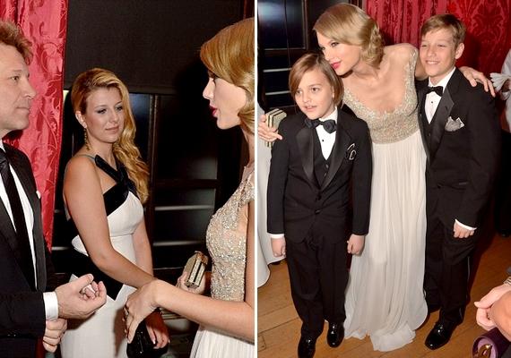 Jon Bon Jovi és családja tetszését is elnyerte a lány külseje: még közös fotó is készült.