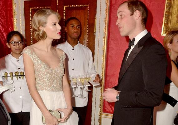 Az énekesnő nagyon élvezte a Vilmossal való társalgást: talán egy kis időre valódi hercegnőnek érezte magát.
