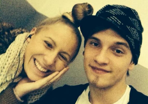 A 20 éves Eckert Anikó és a 17 éves Tóth Marcell tartják a kapcsolatot: jól összebarátkoztak a verseny alatt, amit a hétköznapi életben is kamatoztatnak.
