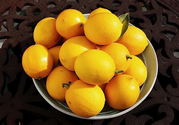 A citromlé hajöblítőként használva feloldja, semlegesíti a felesleges zsírt, és fényt ad a fürtjeidnek.