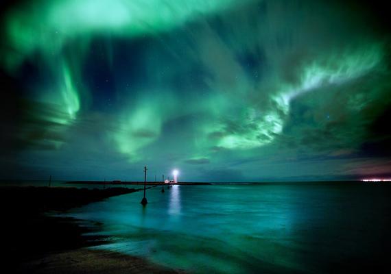 Az alaszkai Anchorage nemcsak hideg időjárásáról, hanem természeti csodájáról is híres.