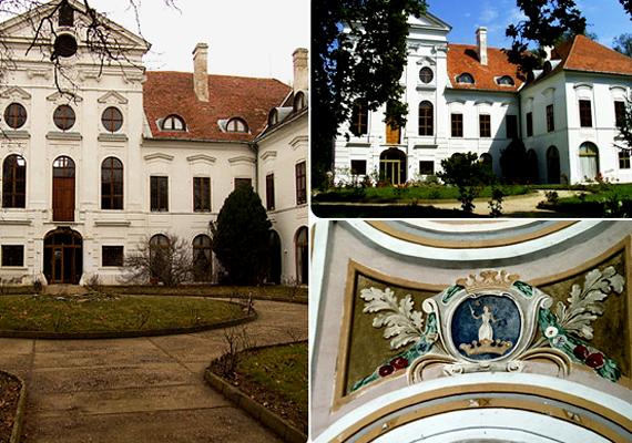 Az Ó-Ebergényi-kastély az egyik legismertebb kísértetkastély Magyarországon.