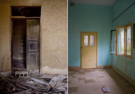 Akik elmentek, soha többé nem tértek vissza. Jelenleg nincsenek tervek arra vonatkozóan, hogy helyreállítsák a házakat.