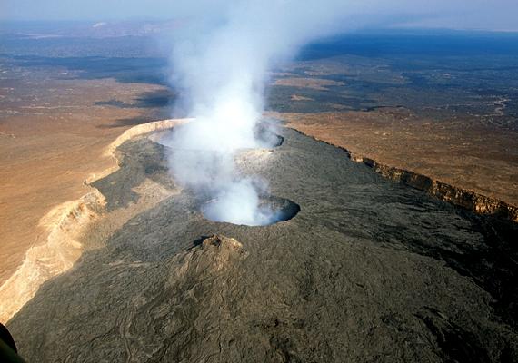 Az Afar-régiót igen erőteljes vulkanikus tevékenység jellemzi, itt található például a híres Erta Ale is.
