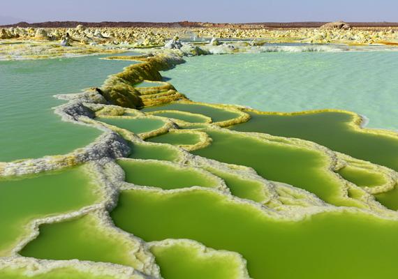 Nem véletlen, hogy a tudósok mellett az utazók is kíváncsiak a terület természeti csodáira.