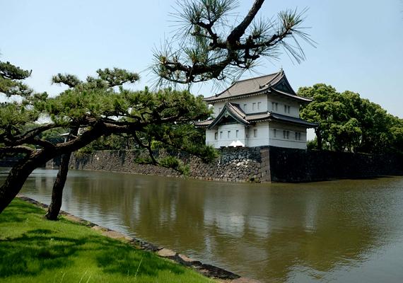 A tokiói császári palotába nem mehetnek be turisták, kivéve december 23-án és január 2-án, amikor is az uralkodói család megjelenik a nyilvánosság előtt.