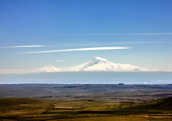 A hegység környéke török katonai területnek számít, engedéllyel azonban látogatható.