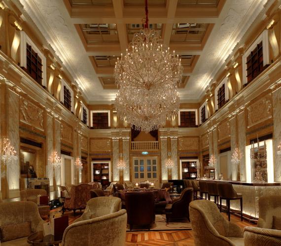 A Kärntner Ringen található Württemberg-palota megépítését követően egy évvel már szállodaként üzemelt, és mind a mai napig itt működik a Hotel Imperial.
