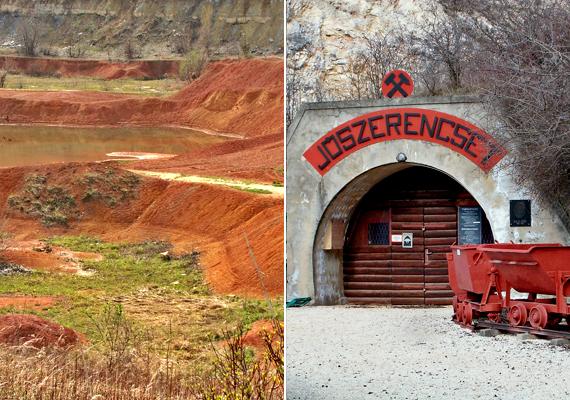 A Fejér megyei, gánti bauxitbánya igen gazdag, Európában is ismert lelőhely volt. A bányát 1962-ben zárták be - ma a történetével foglalkozó múzeum várja a látogatókat.